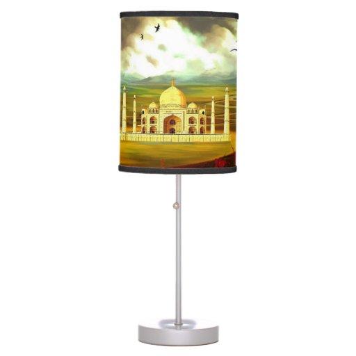 Taj Mahal Table Lamp Zazzle