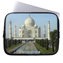 Taj Mahal, Uttar Pradesh, India Computer Sleeve
