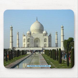 Taj Mahal, Uttar Pradesh, India Mouse Pad