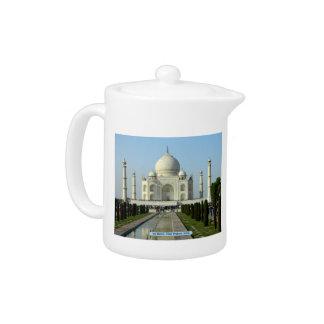 Taj Mahal, Uttar Pradesh, India Teapot