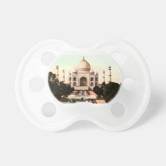 Taj Mahal Vintage Pacifier