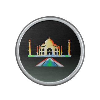 Taj Mahal Watercolor Bluetooth Speaker