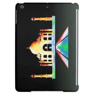 Taj Mahal Watercolour Painting iPad Air Covers