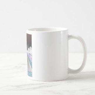taj perfecto invertido taza clásica