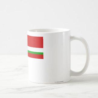 Tajik SSR Flag Coffee Mug