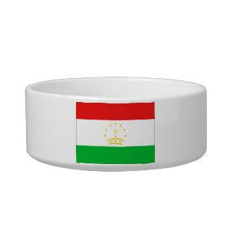 Tajikistan Flag Bowl