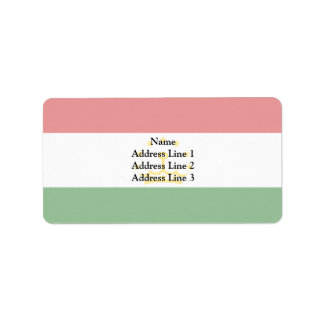 Tajikistan, Syria Label