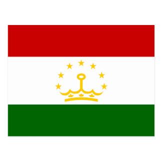 Tajikistan, Syria Postcard