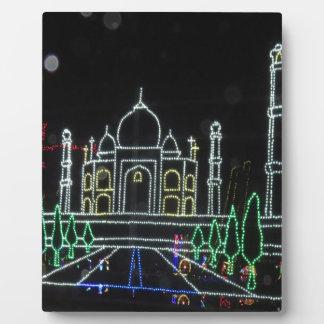 TajMahal Taj Mahal Mughal Architecture Plaque