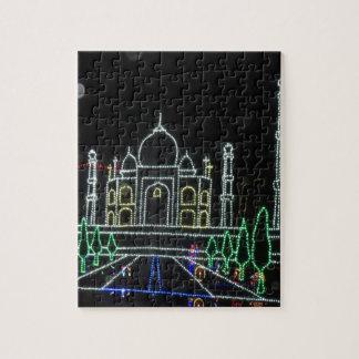 TajMahal Taj Mahal Mughal Architecture Jigsaw Puzzle