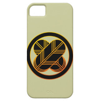 Taka1 (Gold Line) iPhone 5 Cases