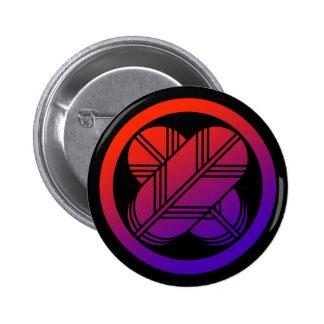 Taka1 (RP) 2 Inch Round Button