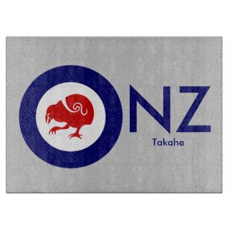 Takahe Air Force Roundel Cutting Board