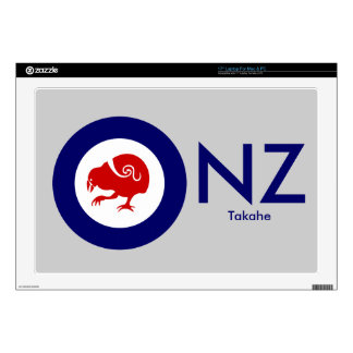 Takahe Air Force Roundel Laptop Decals