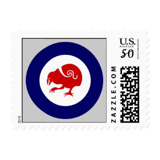 Takahe Air Force Roundel Postage