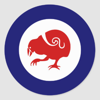 Takahe Air Force Roundel Sticker