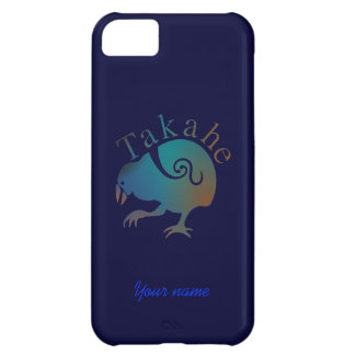 Takahe Flightless native New Zealand bird iPhone 5C Case