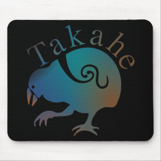 Takahe Flightless native New Zealand bird Mouse Pad