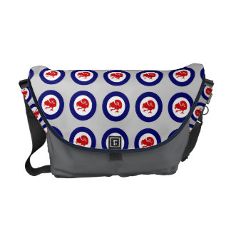 Takahe Roundel Messenger Bag