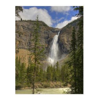 Takakkaw Falls Postcard