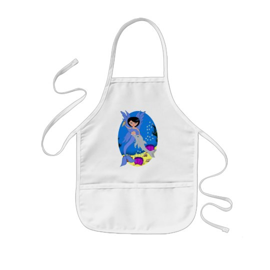 Takara the Merfaery and Dolphin Apron