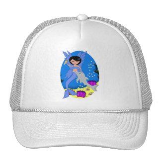 Takara the Merfaery and Dolphin Hat