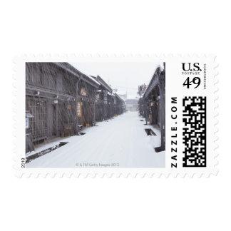 Takayama, Gifu Prefecture, Japan Postage