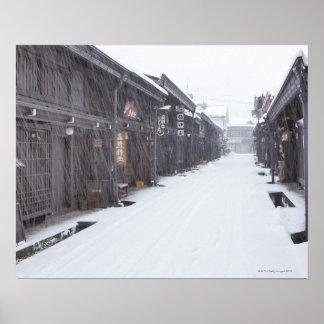 Takayama Gifu Prefecture Japan Print
