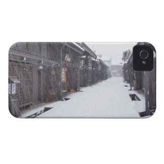 Takayama, prefectura de Gifu, Japón Case-Mate iPhone 4 Fundas