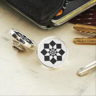 Takayanagi pinwheel pin
