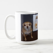 Take a bite! coffee mug