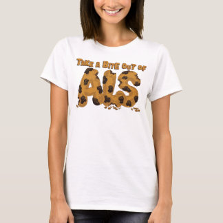 Take a Bite Out of ALS T-Shirt