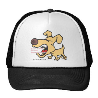 Take A Bite Out Of Breast Cancer Trucker Hat
