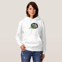Take A Bite Out Of Lyme Disease Awareness Hoodie