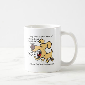 Take a Bite Out of Young Onset Parkinson s Mugs