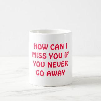 Take a Break From Love! Coffee Mug