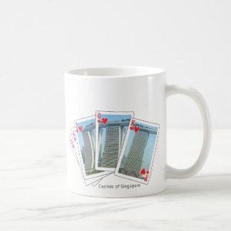 Take A Chance On Me - Customizable Classic White Coffee Mug