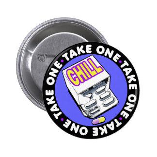 Take a chill pill button