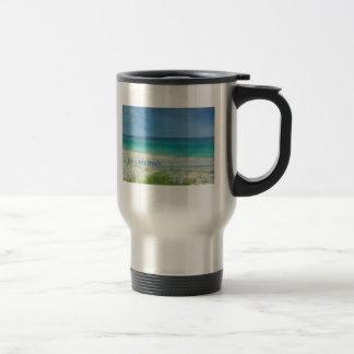 Take a Deep Breath Ocean Travel Mug