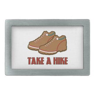 Take A Hike Belt Buckles