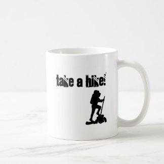 Take a Hike! Coffee Mug