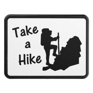 Take A Hike Hitch Cover