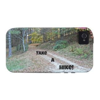 Take a Hike! iPhone 4/4S Cover