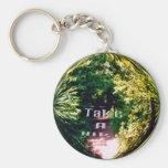 Take a Hike Key Chain