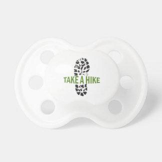 Take A Hike BooginHead Pacifier