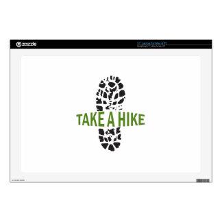 Take A Hike Skin For Laptop