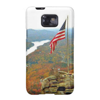 Take A Hike Up To Chimney Rock Samsung Galaxy SII Cases