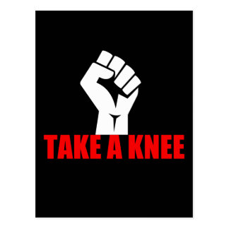 Take a Knee Postcard