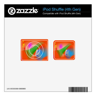 Take a Little Time and Look at the Sunset iPod Shuffle Skin