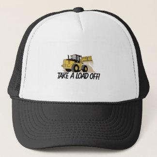 Take A Load Off Trucker Hat